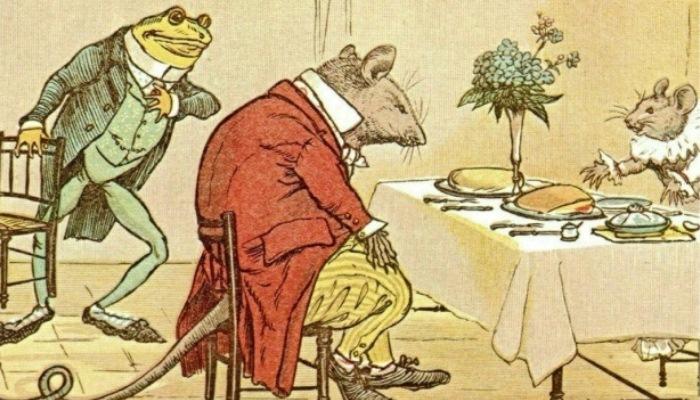 Soñar con ratas y ranas